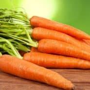 Receita de Sopa para diabéticos de Cenoura