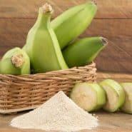 Receita de Suco detox de banana verde