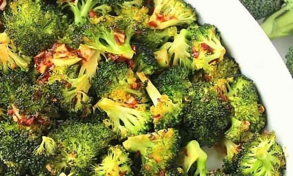 Brócolis grelhado