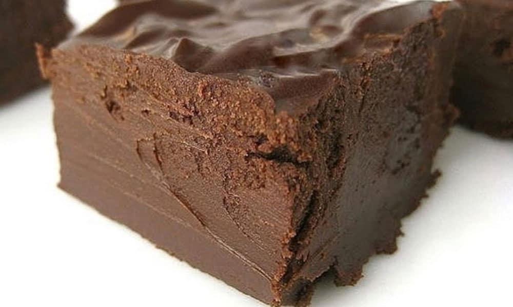 Dadinho de chocolate vegano