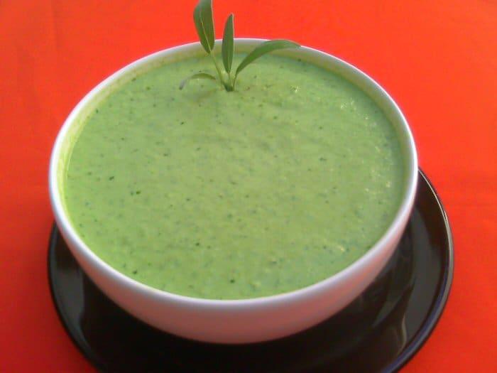 Receita de maionese verde sem ovo