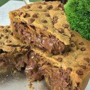 Receita de torta cookie
