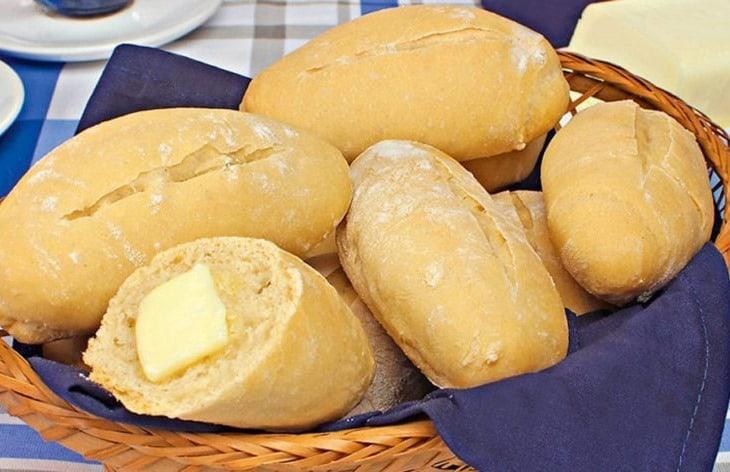 Receita de pão Francês caseiro