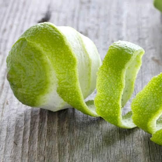 Benefícios do chá da casca do limão