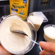 Receita de Mousse de leite ninho em apenas 2 minutos
