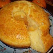 Receita de Bolo de Pão de Queijo