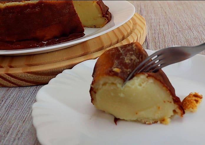 O bolo engorda marido fica quase como um pudim