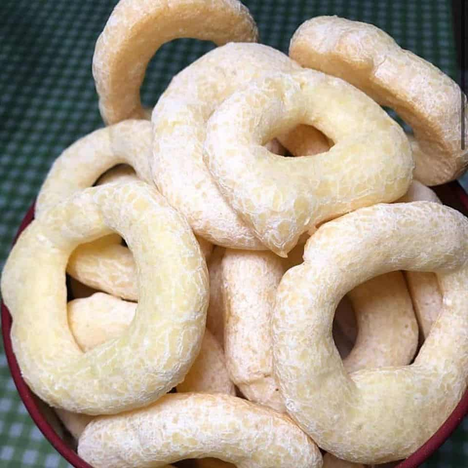Receita de Biscoito de Polvilho Caseiro