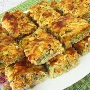 Receita de Torta de legumes sem farinha low carb