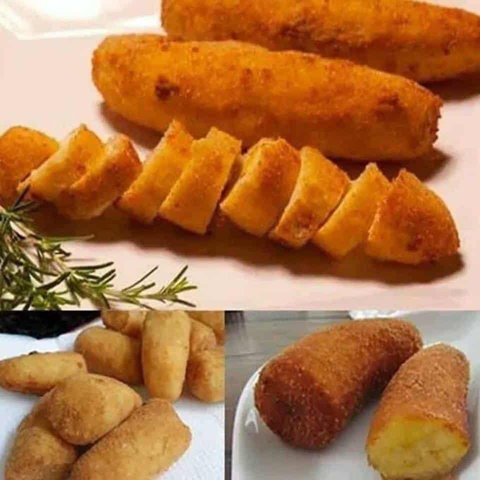 Receita de Bananas à Milanesa fáceis e deliciosas