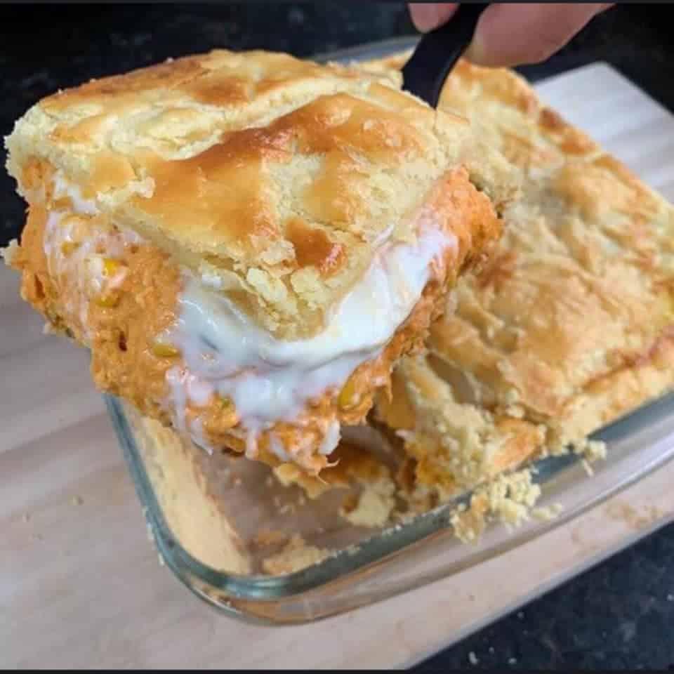 Receita de torta de massa podre