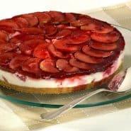 Receita de Torta Maçã do Amor