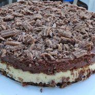 Receita de Torta de Bis