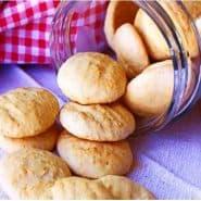 Receita de Biscoito de Coco Diet