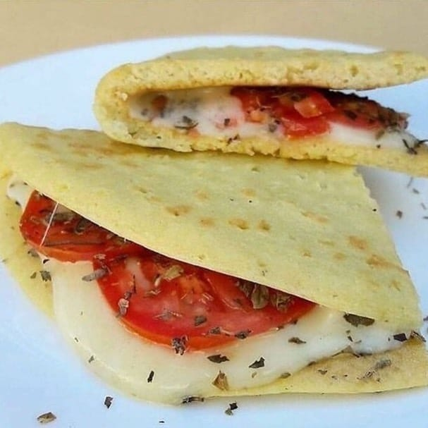 Crepe Low Carb