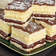 Receita de Bolo Gelado de Leite Ninho® com Nutella®
