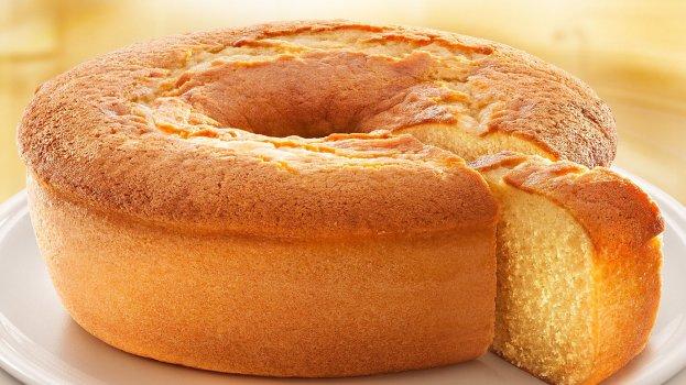 Receita de bolo que não engorda