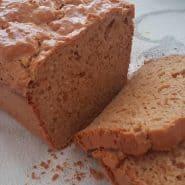 Receita de Pão com farinha de amendoim