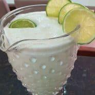 Receita de Limonada Suíça de água com gás