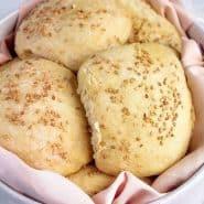 Receita de Pão caseiro fofinho