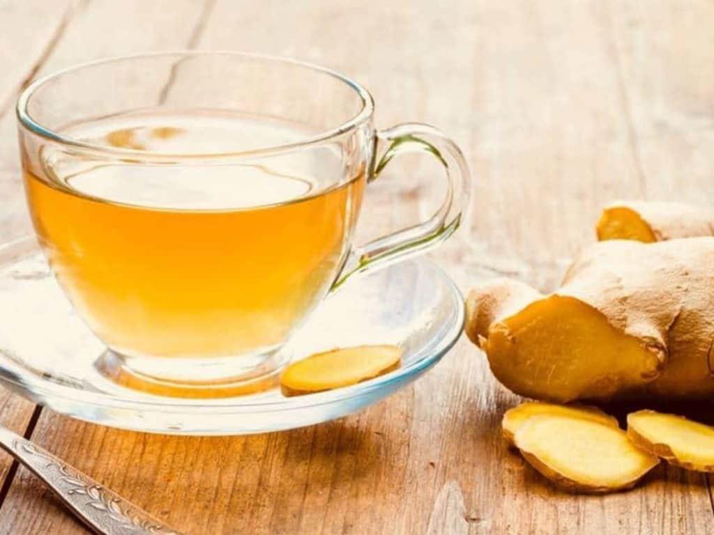 Como fazer chá de gengibre e seus benefícios