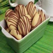Receita de Biscoitinho de chocolate