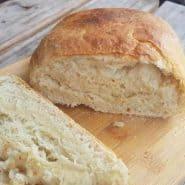 Receita de Pão caseiro na Air fryer