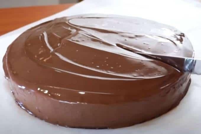 Receita de bolo de chocolate de 5 minutos