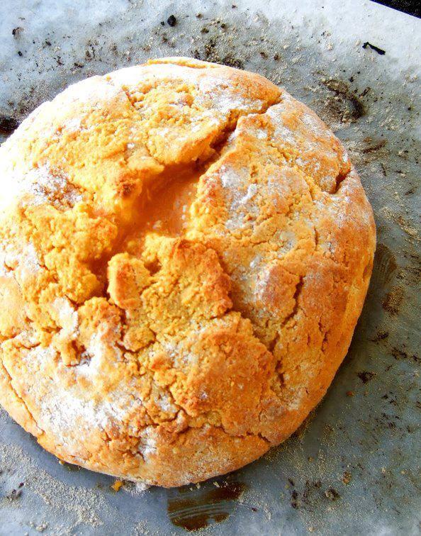 Receita de pão de rala