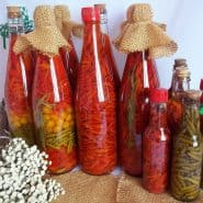 Receita de Pimenta em conserva