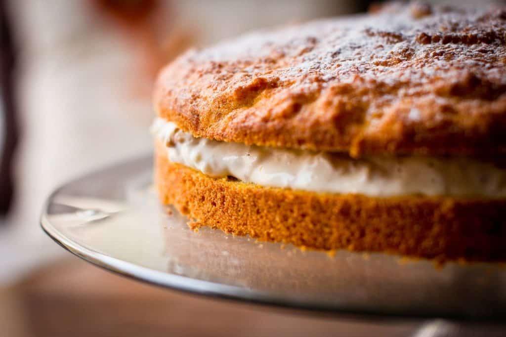 Receitinhas fáceis de bolo de cenoura