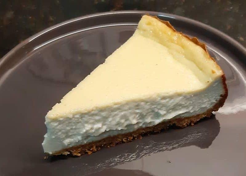 Receita de Cheesecake de Gorgonzola