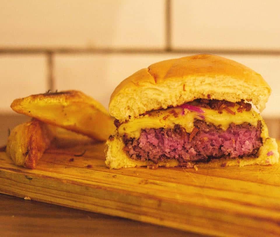 Receita de blend de hamburguer de costela caseiro