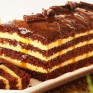 Receita de Recheio trufado de maracujá para bolos