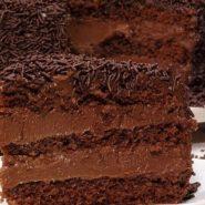 Receita de Recheio de Creme de Avelã para bolos
