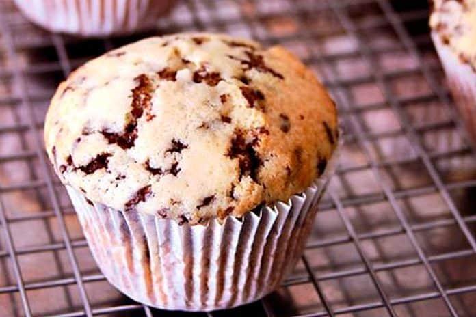 Receita de Cupcake Formigueiro