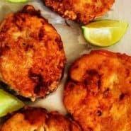 Receita de Filé de surubim frito e crocante