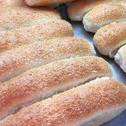 Receita de Pão língua de sogra