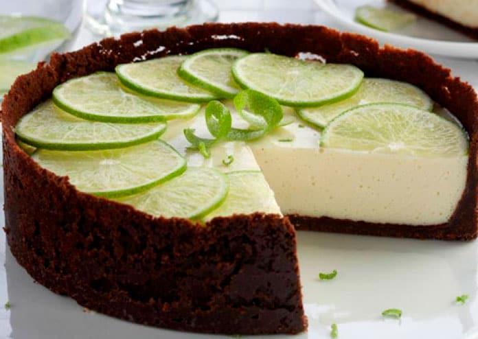 Receita de torta de limão negresco