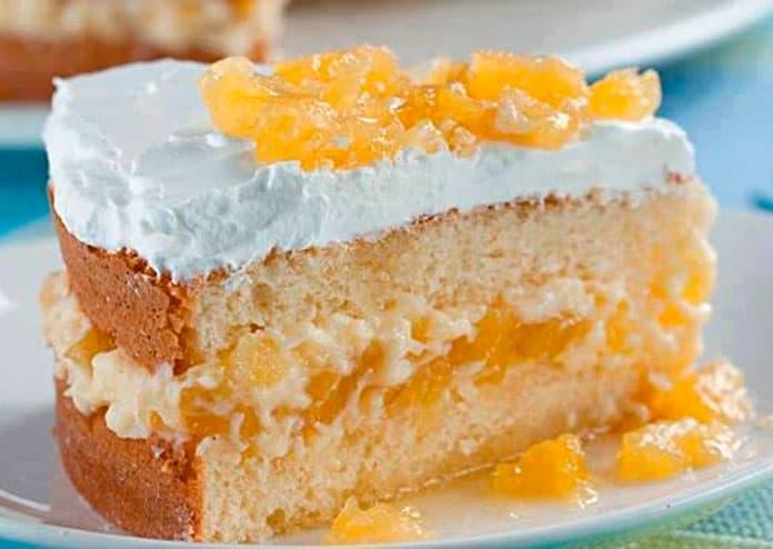 Receita de Recheio de abacaxi para bolos
