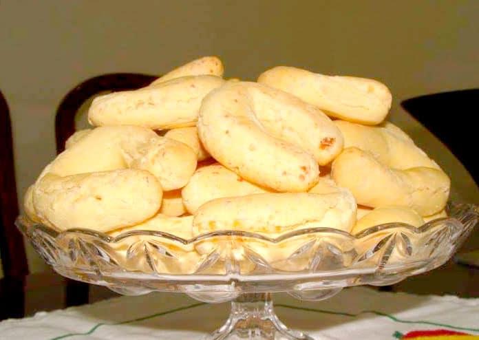 Receita de chimango de queijo
