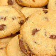 Receita de Cookies de leite condensado