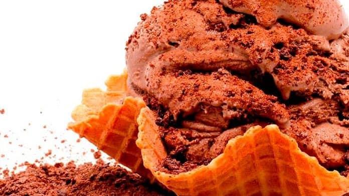 Receita de sorvete caseiro de ovomaltine