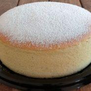 Receita de Bolo japonês (Butter cake ou Bolo Esponja)