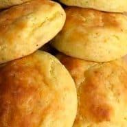 Receita de Pãozinho de batata doce