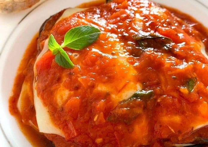 Receita de Moussaka - Lasanha grega de berinjela