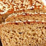 Receita de Pão de Aveia integral fit