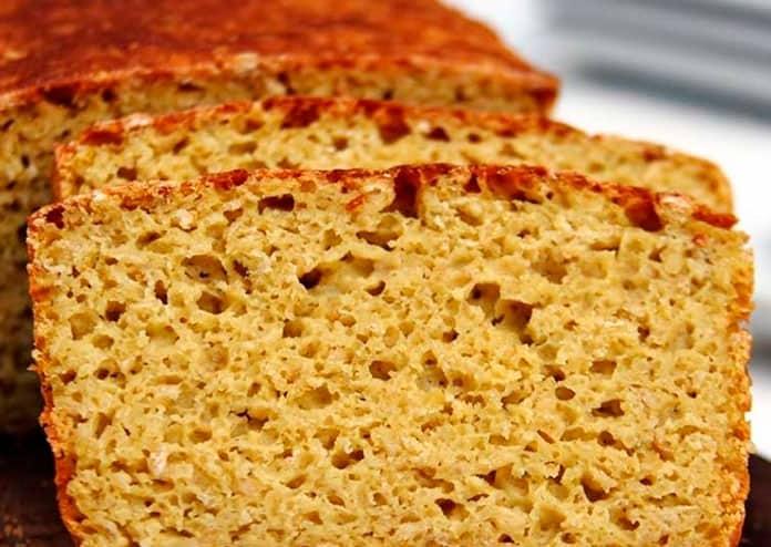 Receita de Pão de Batata Doce